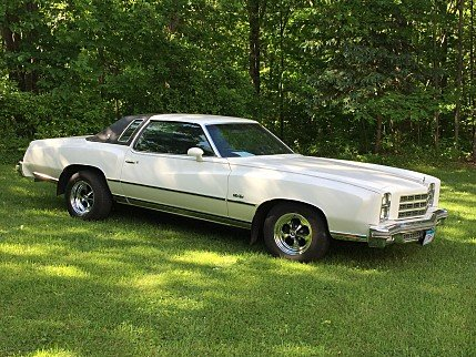 1977 Chevrolet Monte Carlo for sale 100786252