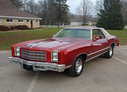 1977 Chevrolet Monte Carlo for sale 100926972