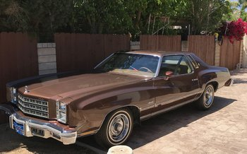 1977 Chevrolet Monte Carlo LS for sale 100956117