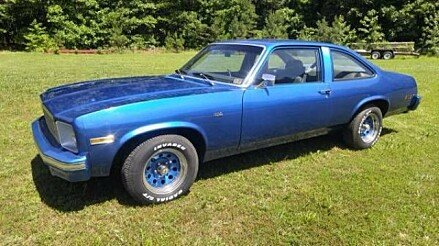1977 Chevrolet Nova for sale 100922863