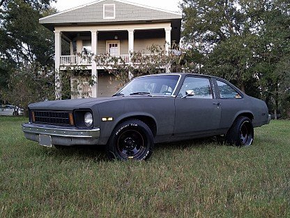 1977 Chevrolet Nova Coupe for sale 100925915