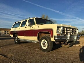1977 Chevrolet Suburban for sale 100966287