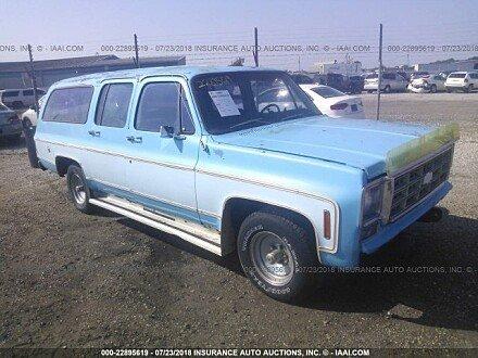 1977 Chevrolet Suburban for sale 101015046