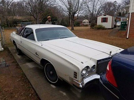 1977 Chrysler Cordoba for sale 100842990