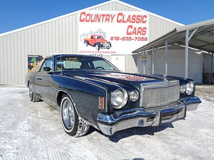 1977 Chrysler Cordoba for sale 100951596