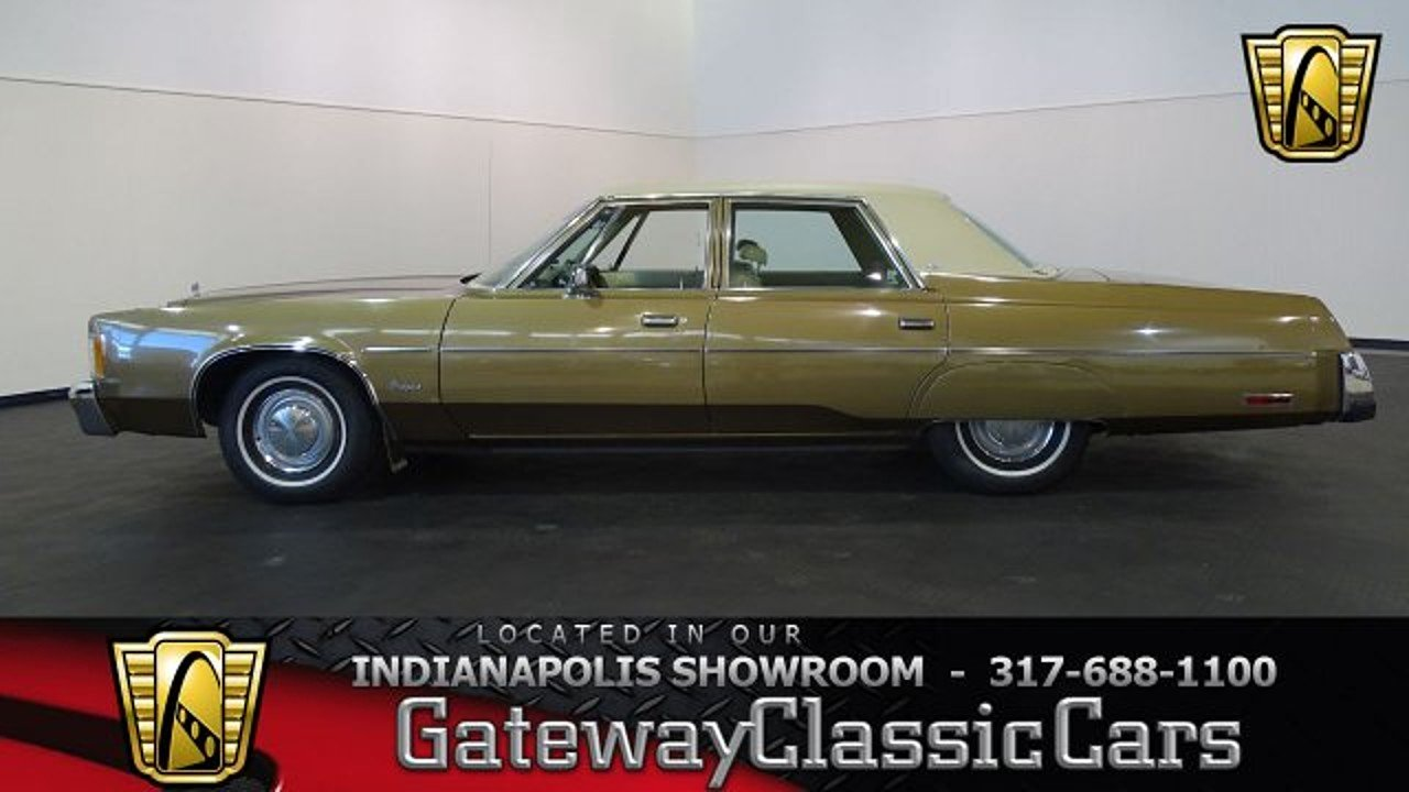 1977 Chrysler Newport for sale 100965159