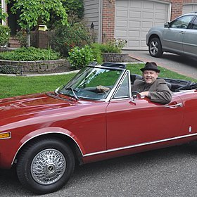 1977 FIAT Spider for sale 100850573
