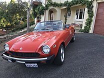 1977 FIAT Spider for sale 100911079