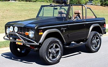 1977 Ford Bronco for sale 100813598