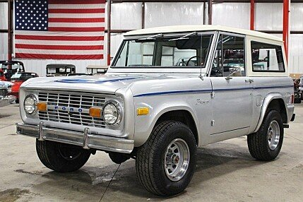1977 Ford Bronco for sale 100943232