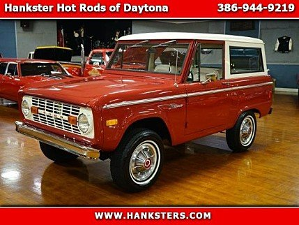 1977 Ford Bronco for sale 101005609