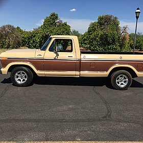 1977 Ford F150 for sale 100787661