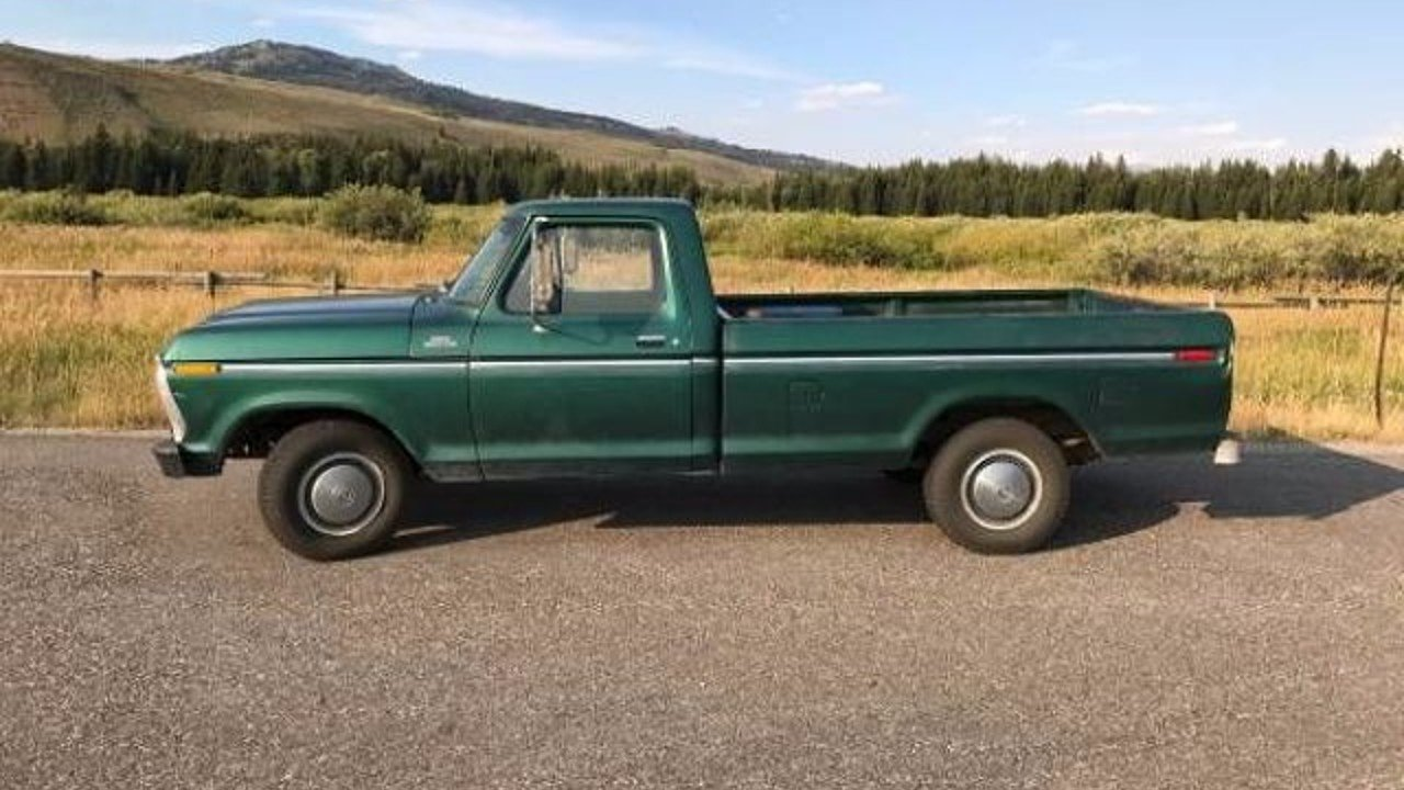 1977 Ford F150 for sale 100907087