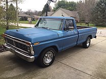 1977 Ford F150 2WD Regular Cab for sale 100996955