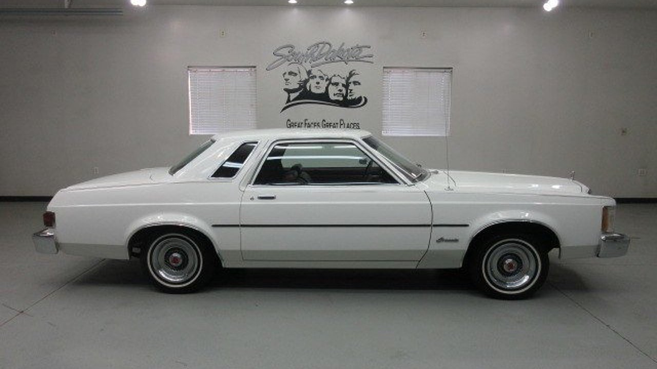 1977 Ford Granada for sale 100891187