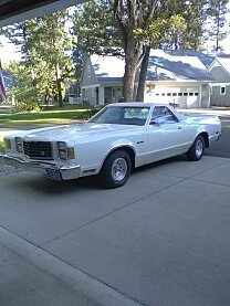 1977 Ford Ranchero for sale 101008391