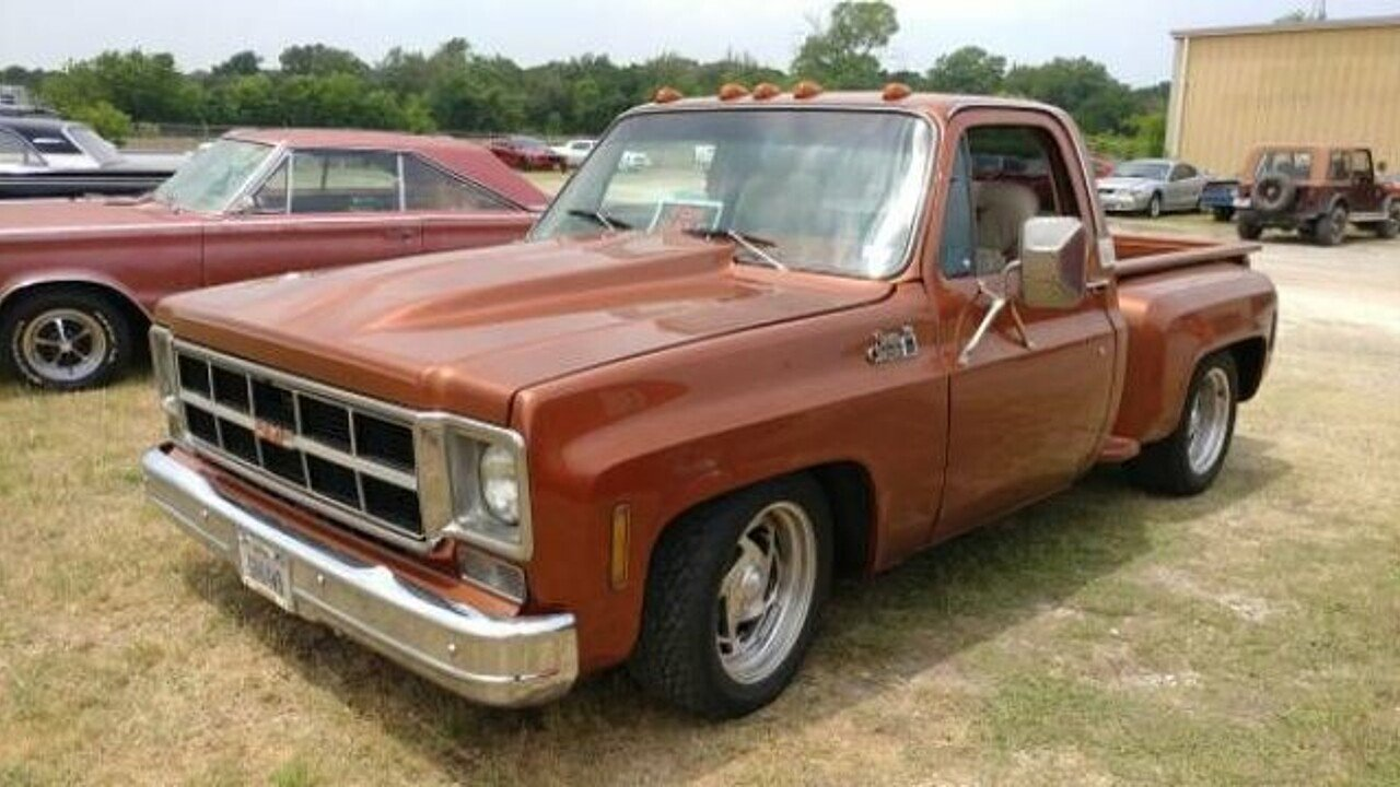 1977 GMC C/K 1500 for sale 100884862