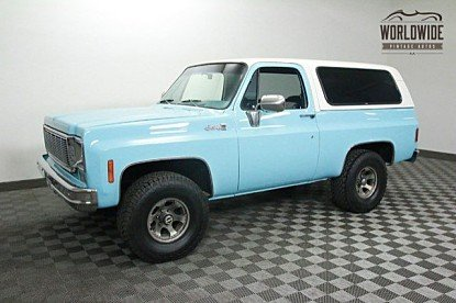 1977 GMC Jimmy for sale 100799099