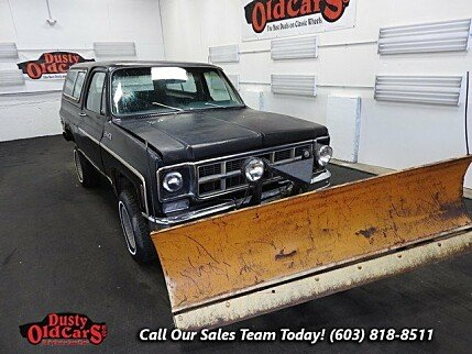 1977 GMC Jimmy for sale 100772453