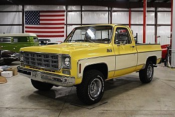 1977 GMC Pickup for sale 100977089