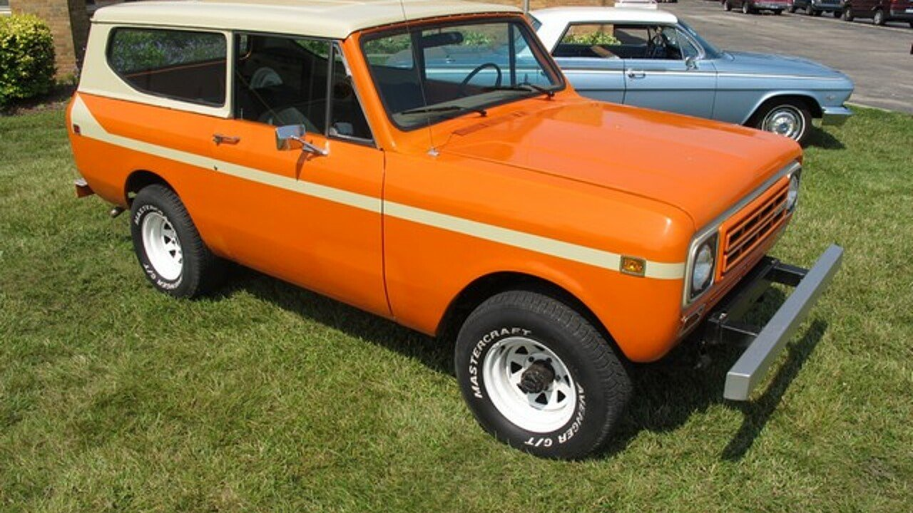 1977 International Harvester Scout for sale near Troy, Michigan ...