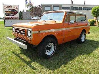 1977 International Harvester Scout for sale 100901005