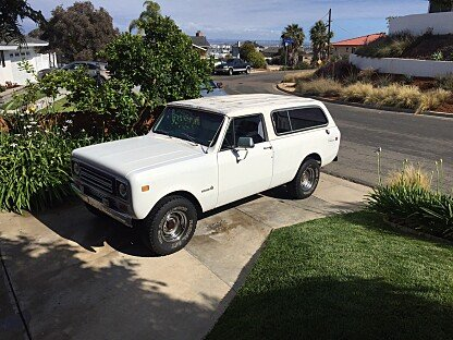 1977 International Harvester Scout for sale 101016594