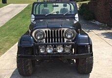 Jeep Cj 5 Classics For Sale Classics On Autotrader