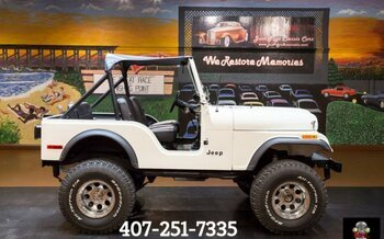 1977 Jeep CJ-5 for sale 100905184