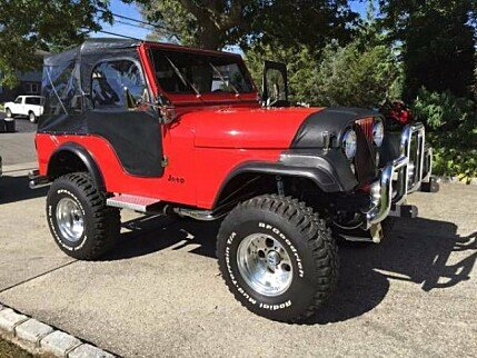 1977 Jeep CJ-5 for sale 100909336