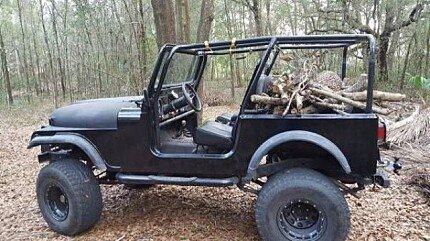 1977 Jeep CJ-7 for sale 100809033
