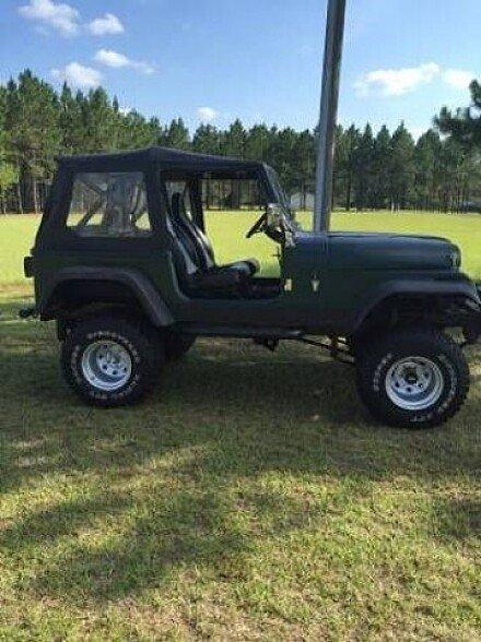 1977 Jeep CJ-7 for sale 100832231