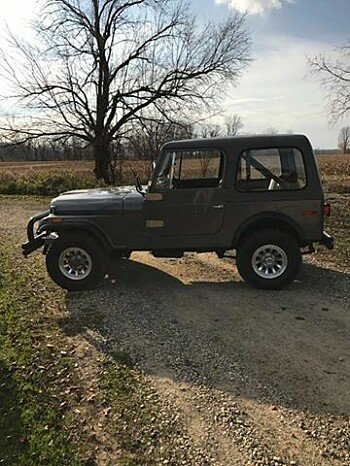 1977 Jeep CJ-7 for sale 100843239