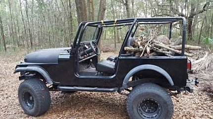 1977 Jeep CJ-7 for sale 100829489