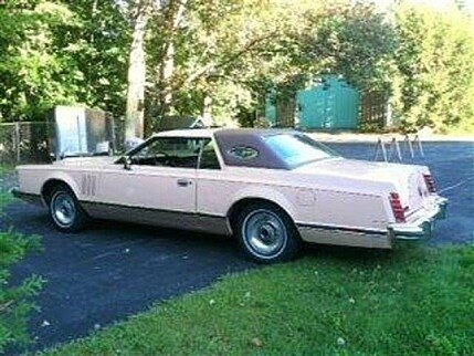 1977 Lincoln Continental for sale 100722378