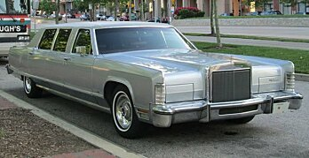1977 Lincoln Continental for sale 100885669