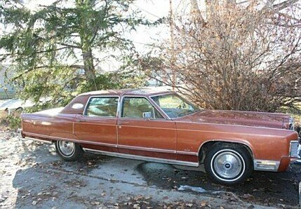 1977 Lincoln Continental for sale 100927635