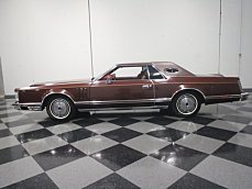 1977 Lincoln Continental for sale 100957311