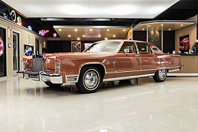 1977 Lincoln Continental for sale 101024195