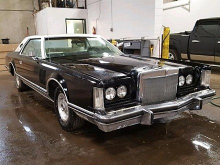 1977 Lincoln Continental for sale 101055497