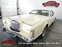 1977 Lincoln Mark V for sale 100731451
