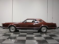 1977 Lincoln Mark V for sale 100760460