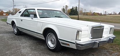 1977 Lincoln Mark V for sale 100770525