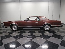 1977 Lincoln Mark V for sale 100945530