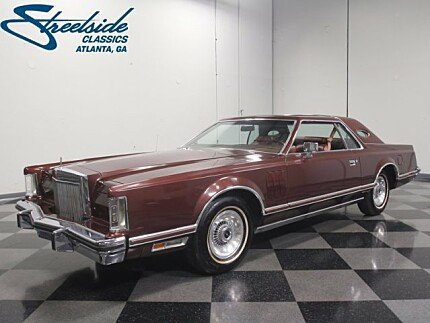 1977 Lincoln Mark V for sale 100947928