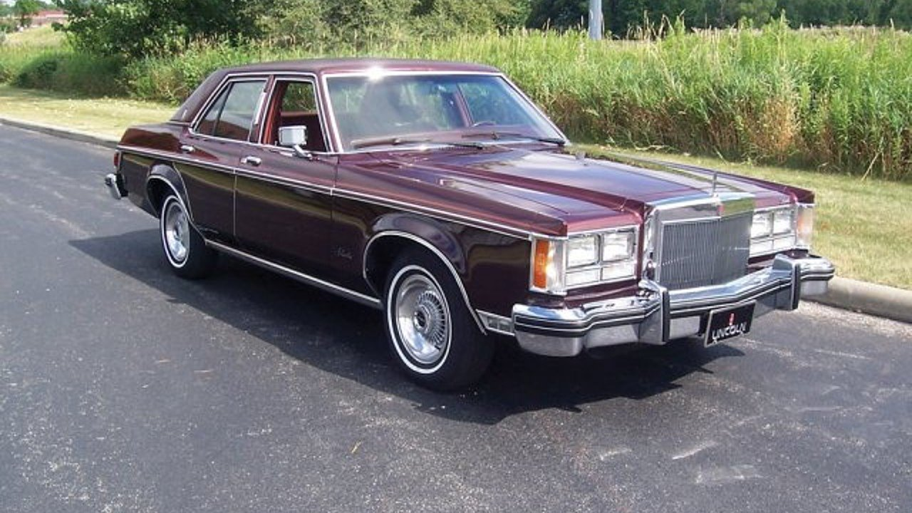 1977 Lincoln Versailles for sale 101018763