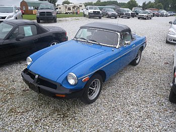 1977 MG MGB for sale 100736353
