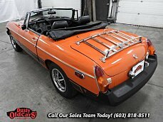 1977 MG MGB for sale 100737456