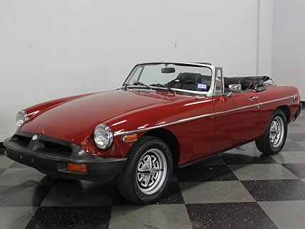 1977 MG MGB for sale 100753967