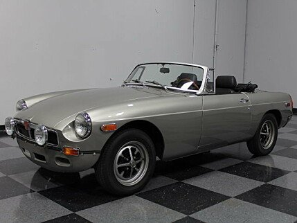 1977 MG MGB for sale 100760468
